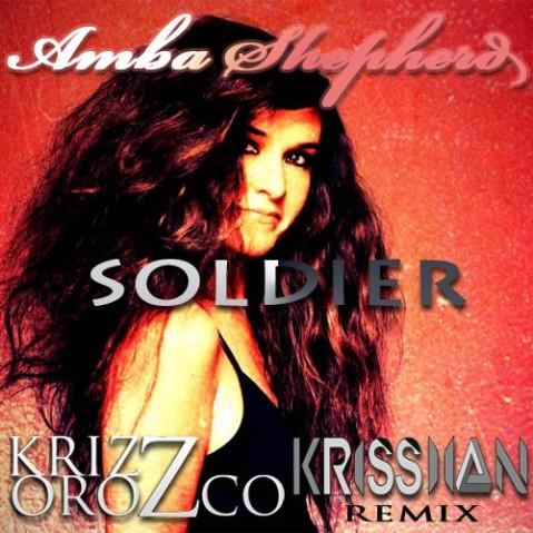A.S. - Soldier ( Krizz Orozco & Krisshan Zombie Remix )