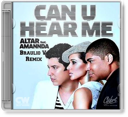 Altar Feat. Amannda - Can U Hear Me (Braulio V Pride Mix 2015)