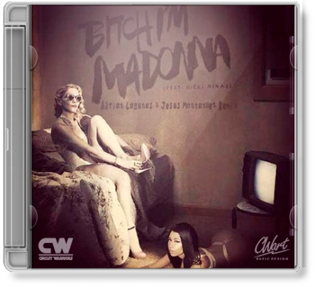 bitch-im-madonna-minaj-artwork