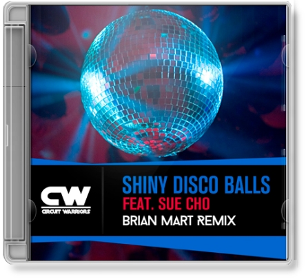 DJ Scotty Boy Feat Sue Cho - Shiny Disco Balls